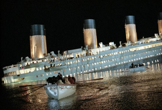 Image result for The Titanic Sank Due To A Fire, Not An Iceberg Apparently